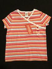 NWT Gymboree Girls Tropical Garden Striped Top Size 5