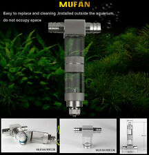 Aquarium CO2 ATOMIZER SYSTEM Diffuser for plants tank with Bubble Counter