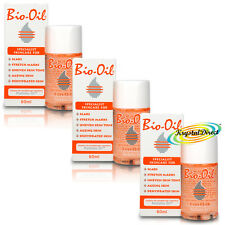 3x Bio Oil Specialist 60ml Scars Stretch Marks Dehydrated Aging Skin Body