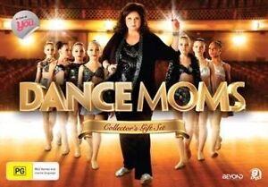 Dance Moms Collector's Gift Set Seas 1 & 2 9x DVD Disc Box Set, 37 episodes