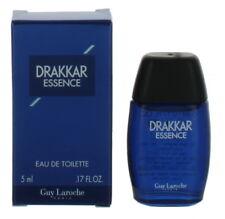 Drakkar Noir Essence by Guy Laroche for Men EDT Cologne Splash 0.17oz New in Box