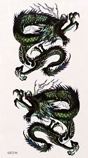 Tatouage Temporaire Dragon 2 Stickers body art