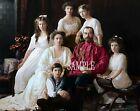 1914 NICHOLAS II & FAMILY Russian Royalty Photo  (164-n)