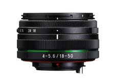 Pentax 18-50mm DC WR RE Lens - Black