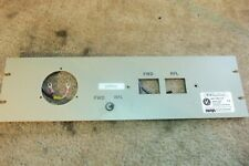 Bird 4522 43 Thruline Watt Meter Dual Line Section Panel Rack Mount