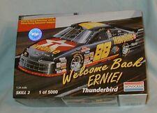 LIMITED EDITION 1/24 NASCAR Ernie Irvan Havoline Ford Thunderbird Model Car Kit
