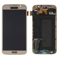 LCD Screen and Digitizer Assembly with Frame (TFT) for Samsung Galaxy S6 SM-G920