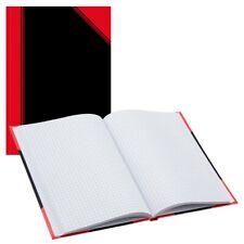 LANDRÉ ® Notizbuch Chinakladde A4 A5 A6 A7, 96 Blatt, kariert liniert blanko