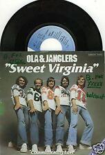 "OLA & JANGLERS Sweet Virginia 7""-Single"