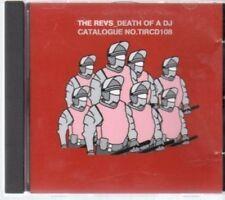(AU850) The Revs, Death of a DJ - 2002 CD