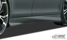 """RDX Seitenschweller Skoda Fabia 2 5J """"Turbo"""" Schweller Set aus ABS SL3"""