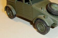 DINKY # 617  VW KDF 5 REPLACEMENT SOLID FIT TIRES ONLY!! PIC FOR SHOW