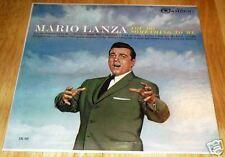 "Mario Lanza 12"" You Do Something To Me MONO CAL 450 LP NEAR MINT FREE US SHIPPIN"
