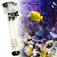 Mini Aquarium Marine Fish Coral Tank Internal Hang On Air Driven Protein Skimmer