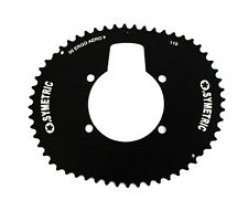 Osymetric ERGO Aerosymetric BCD 110mm 4 Bolts 56T Road Bicycle Aero Chain Ring