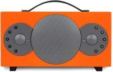 Tibo Sphere 4 Portable Bluetooth Speaker WiFi Wireless Multi Room Orange 50 Watt