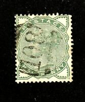 Great Britain stamp #78,used, Queen Victoria, SCV $13