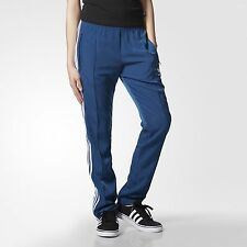 NEW Women's Originals Adidas Firebird Track Pants Size: Large Color: Blue