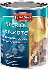 Interiöl 1 Liter Owatrol transparentes Innenöl Pflege Öl Holz Möbel