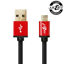 Premium Long Micro USB Fast Data Charger Cable For Samsung HTC LG Android Phones