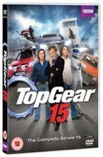Top Gear - Series 15 - Complete (DVD, 2012, 2-Disc Set)