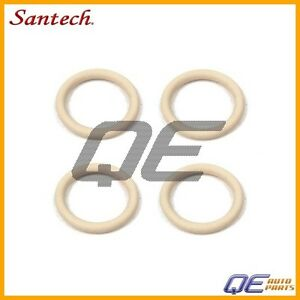 4 A/C O-Ring (13 X 10 mm) Santech For Volvo 242 244 245 262 264 265 XC70 S40 V50