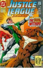 Justice League International # 54 (USA, 1993)