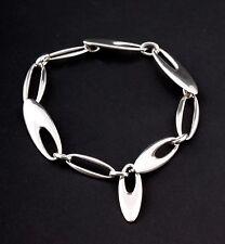 GEORG JENSEN Sterling Silver Zephyr Bracelet # 500. Design Regitze Overgaard.