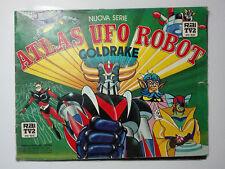 Album con figurine ATLAS UFO ROBOT Nuova Serie 1978 EDIERRE non completo