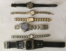 Men's and Ladies Fossil Watches