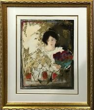 "JANET TREBY ""MUSE II"" 