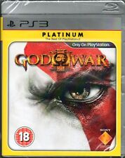 GOD OF WAR 3 GAME PS3 (gow iii) ~ NEW / SEALED
