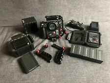RED Scarlet-X 5K DSMC Full Package Low Hours! Excellent Condition, EF Mount.