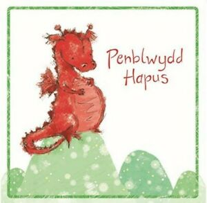 Welsh Birthday Cards