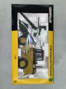 Cat IT18F Integrated Toolcarrier  No. 1560 of 6,900 Launch Edition Joal Die cast