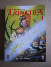 TRINETRA n°4 Star Comics Storie di Kappa n°62   [G370F]