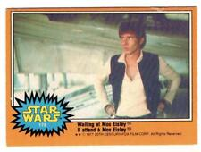 1977 Star Wars Series 3 Orange / Brown O-Pee-Chee OPC Card #178