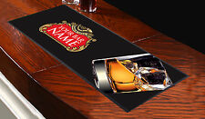 Personalised Whiskey V2 Red Label Bar Runner Ideal For Home Shops Occasion Pub