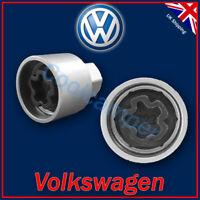 Volkswagen Security Master Locking Wheel Nut Key 522 B 17mm VW Golf Passat T4