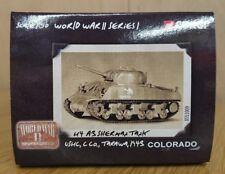 Corgi US51009 WWII Heroes M4 A3 Sherman Tank USMC Tarawa 1943 Ltd 0002 of 3800