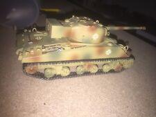 asam ht237 sherman VC beute panzer 1/48 white metal dieacast