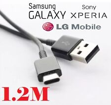 USB Type C | USB 3.1 | 1.2M | Android | Fast Charging and Data Cable | UK Seller