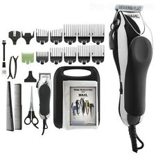 Wahl Electric Professional Hair Cut Clippers Cutter Tool Salon Barber Set Home