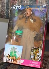 Ken as Cowardly Lion The Wizard of OZ Barbie doll Mattel 25814
