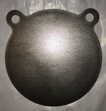 "AR500 Steel Target Gong 1/4"" X 6"""