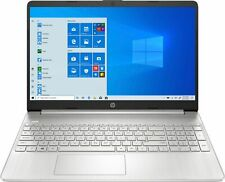 Novo Laptop Tela sensível ao toque HP 15.6in Intel Core i5-1035G1 12GB Ram 256GB SSD Win 10