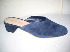 LOEFFLER RANDALL Lulu Blue Mule Shoes Women's Size 9.5 B