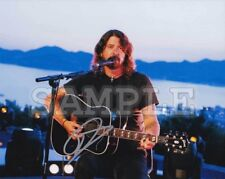 Dave Grohl signed 5x7 Autograph Photo RP - Free ShipN! Foo Fighters