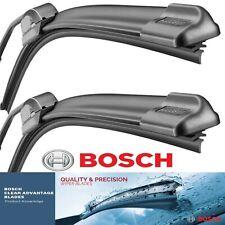 2 X Bosch Clear Advantage Wiper Blades for 1978-1981 Fiat Brava Left Right Set