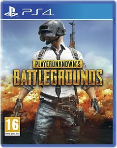 PLAYERUNKNOWN'S BATTLEGROUNDS PS4 VIDEOGAME PUGB ITALIANO GIOCO PLAY STATION 4